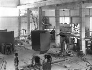 Capannoni - Lavori interni